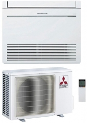 Напольная сплит-система Mitsubishi Electric MFZ-KJ35VE / MUFZ-KJ35VE