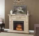 Портал RealFlame Louis Egyptian Beige для электрокаминов Leeds 33SD/DD в Самаре