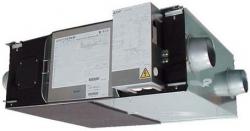 Приточно-вытяжная установка Mitsubishi Electric LGH-100RX5-E с рекуператором Lossnay