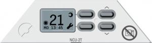 Термостат NOBO NCU 2T с ЖК-индикатором