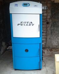 Твердотопливный котел ZOTA Pellet 20S