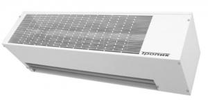 Водяная тепловая завеса Тропик X416W10